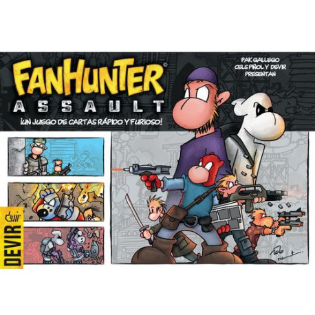 Fanhunter Assault
