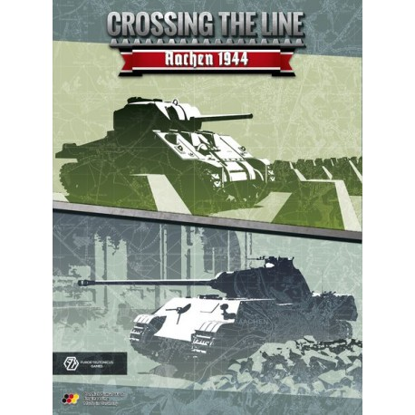 Crossing the Line: Aachen 1944