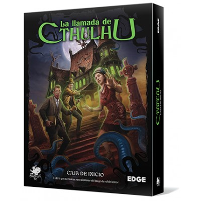 Starter Box: Call of Cthulhu
