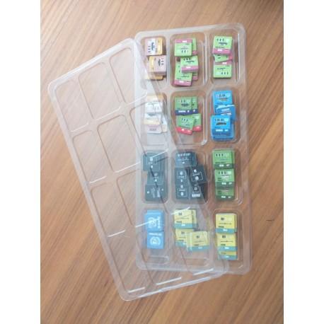 """Half counter tray - """"The COIN Half box"""""""