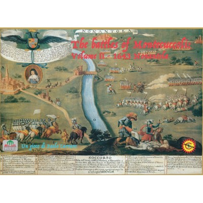 The Battles of Montecuccoli: Volume II – 1643 Nonantola