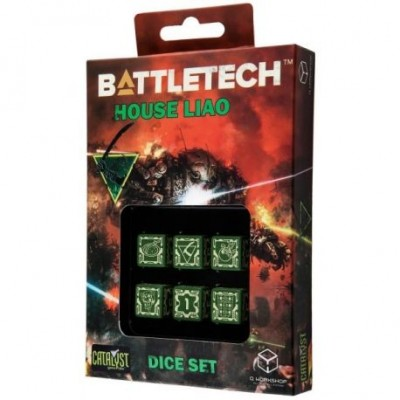 Dice Set Battletech