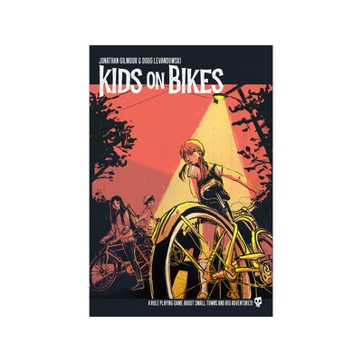 Kids on Bikes RPG Core Rule Book