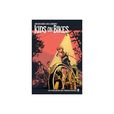 Kids on Bikes RPG Core Rule Book