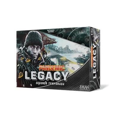 Pandemic Legacy: Segunda Temporada