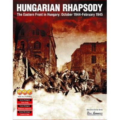 Hungarian Rhapsody: The Eastern Front in Hungary