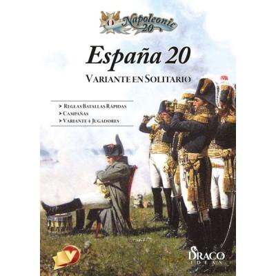 España 20: Variante en Solitario