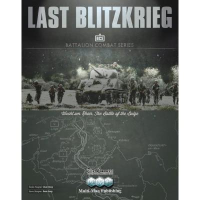 Last Blitzkrieg - Box Cover