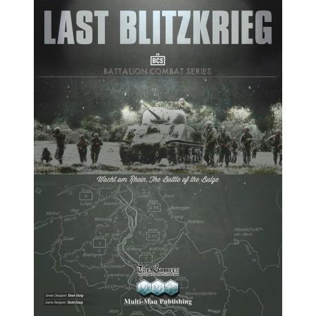 Last Blitzkrieg - Box Cover