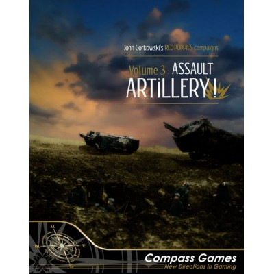 Red Poppies Campaigns 3: Assault Artillery: La Malmaison