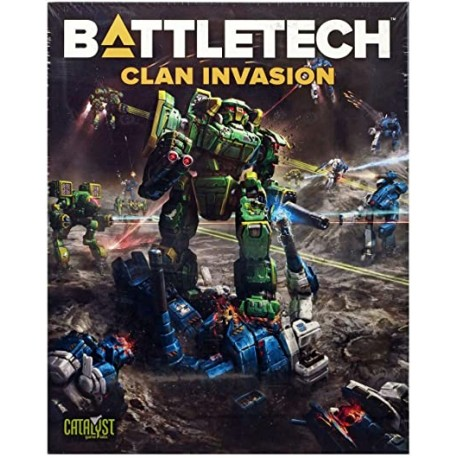 Battletech - The Clan Invasion