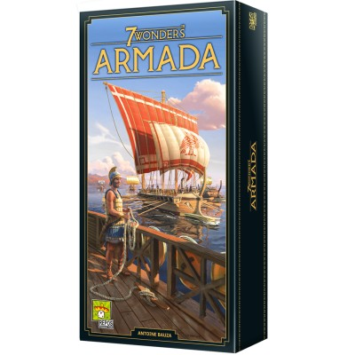 7 Wonders: Armada (New Edition)