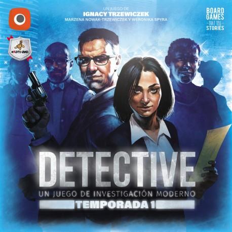Detective: Un juego de investigación moderno – Temporada 1