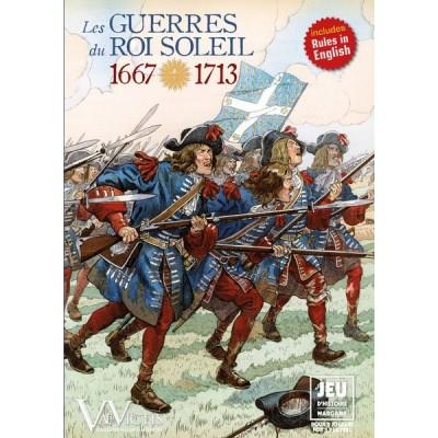 Les Guerres du Roi Soleil, 1667-1713