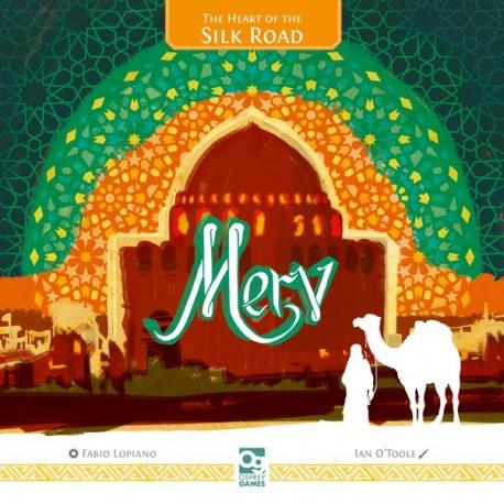 Merv: The Heart of the Silk Road