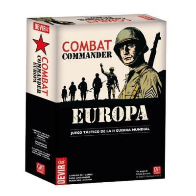 COMBAT COMMANDER EUROPA