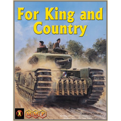 For King and Country: ASL module 5a