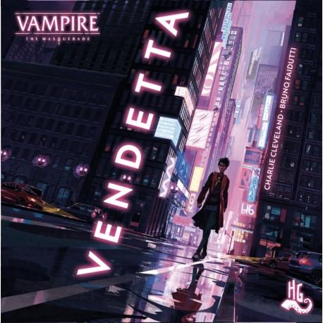 Vampire: The Masquerade – Vendetta