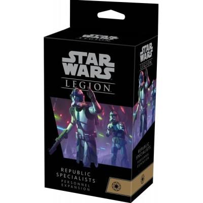 Star Wars: Legión – Especialistas De La República