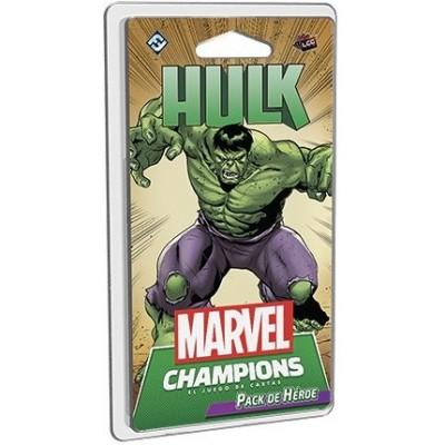 Marvel Champions: El Juego de Cartas – Hulk Pack de Héroe
