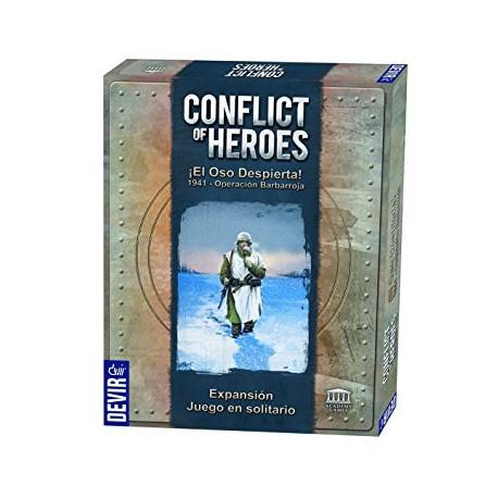 Conflict of Heroes: El Oso despierta 1941 Operación Barbarroja