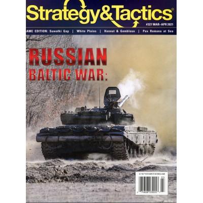 Strategy&Tactics Nº 327: Sulwaki Gap