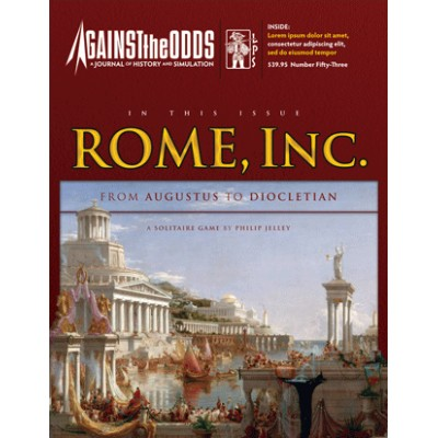 Rome, Inc.: From Augustus to Diocletian