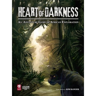 Heart of Darkness: An Adventure Game of African Exploration