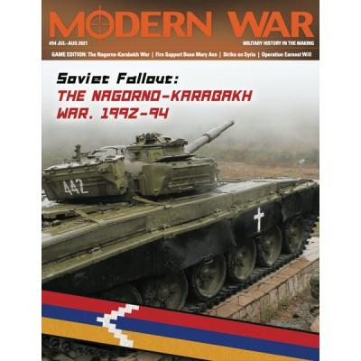Modern War 54:  The Nagorno-Karabakh War: 1992-1994