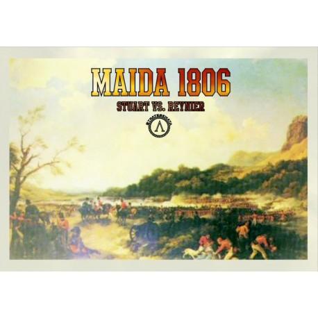 Maida 1806: Stuart vs Reynier