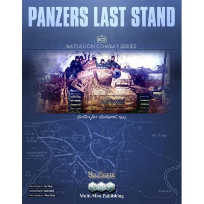 Panzers Last Stand: Battles for Budapest, 1945