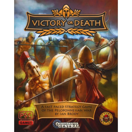 Quartermaster General: Victory or Death – The Peloponnesian War