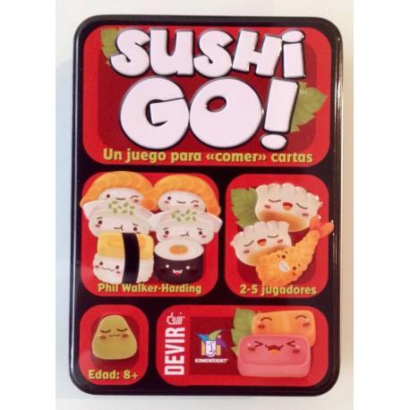 Sushi Go - Spanish Cover