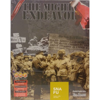 The Mighty Endeavour (Expanded Edition)