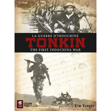 Tonkin: The Indochina war 1950-54