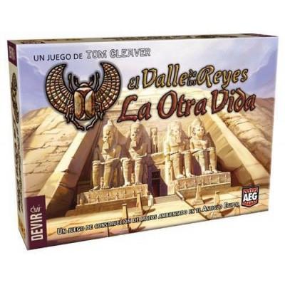 El Valle de los Reyes. La Otra Vida.