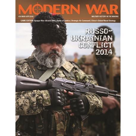 Modern War nº 34