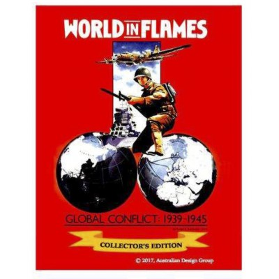 World in Flames Classic. Collector's Edition.