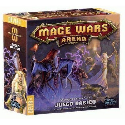 Mage Wars Arena
