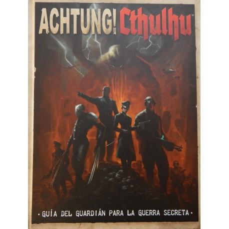Guía del Guardián para la Guerra Secreta.