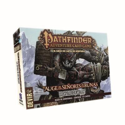 Pathfinder: Mazo de aventuras Las Espiras de Xin-Shalast