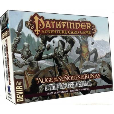 Pathfinder: Mazo de aventuras LaFortaleza de los Gigantes de Piedra