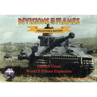 World in Flames: Divisions in Flames Expansion.