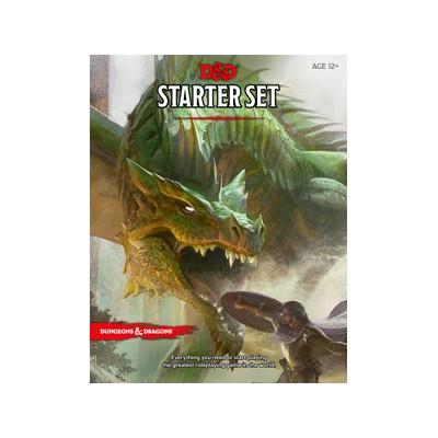 Dungeon & Dragons Caixa d'inici