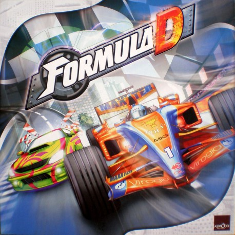 Formula D - Box Front