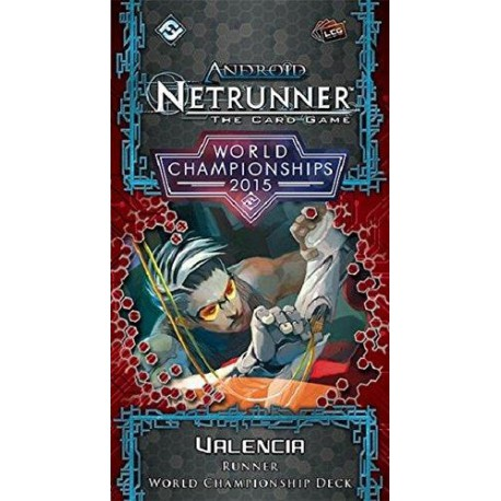 Android: Netrunner - Valencia