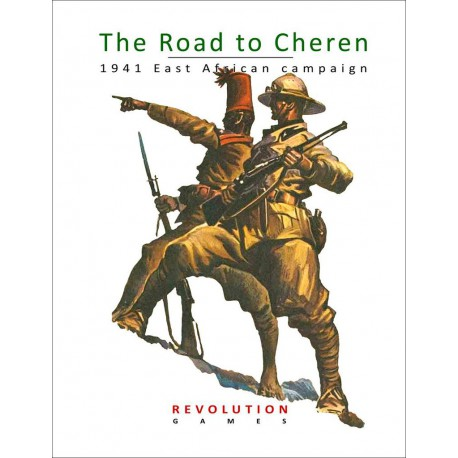 The Road to Cheren