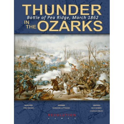 Thunder in the Ozarks.