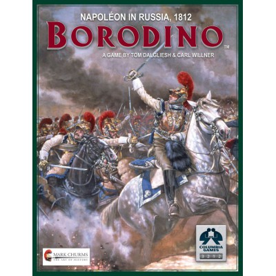 Borodino: Napoleon in Russia 1812