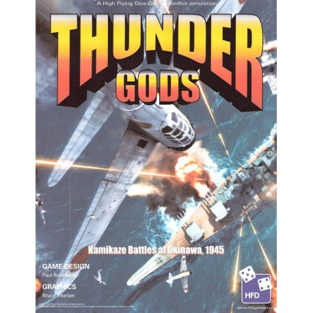 Thunder Gods: Kamikazes Over Okinawa (Second Edition)
